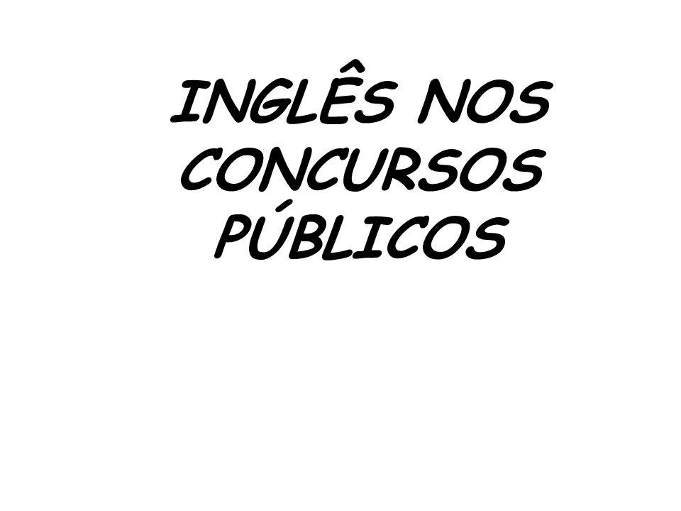 DESVENDANDO O MARAVILHOSO MUNDO DO INGLÊS .