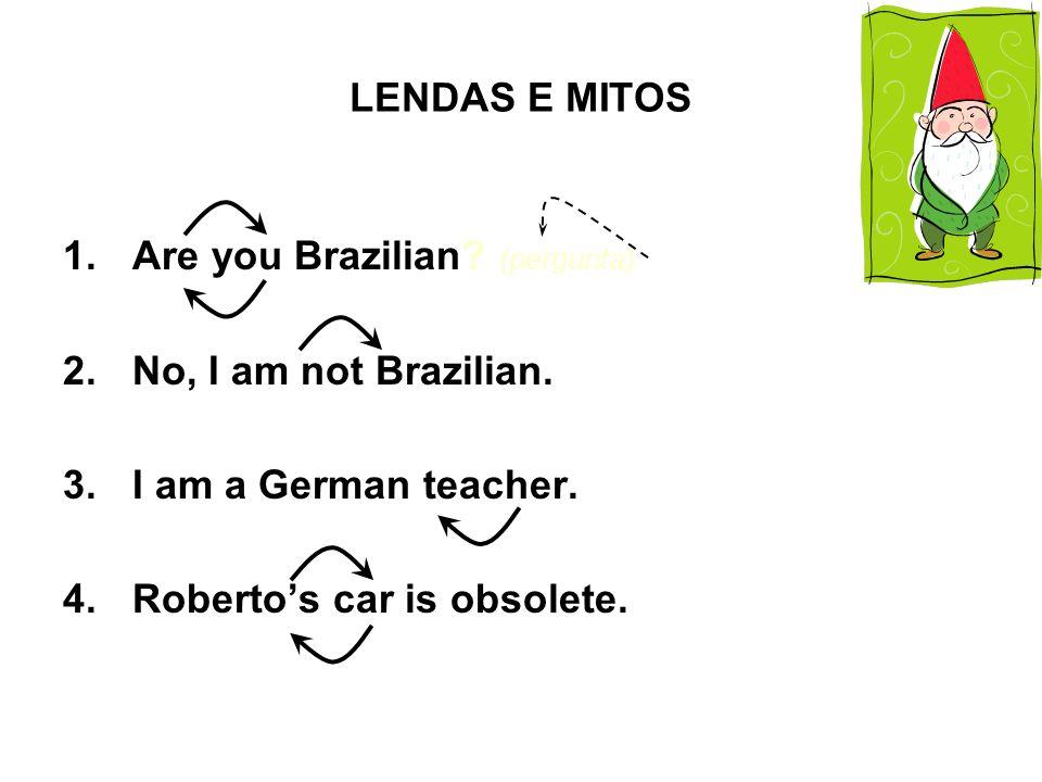 O PERIGO DO NÚMEROS 1.