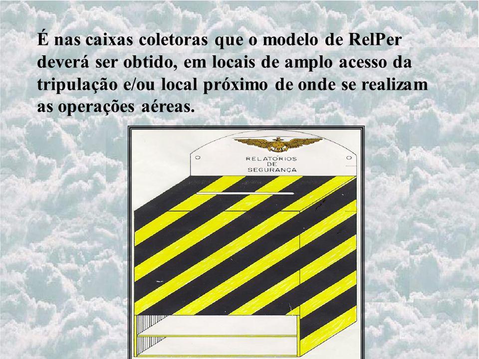Procedimentos para elaboração do RelPer A elaboração do RelPer deverá obedecer aos seguintes procedimentos: - A linguagem deve ser correta e simples,