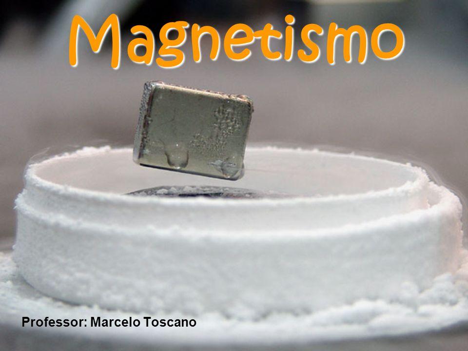 Eletromagnetismo Experimento de Oersted Experimento de Oersted