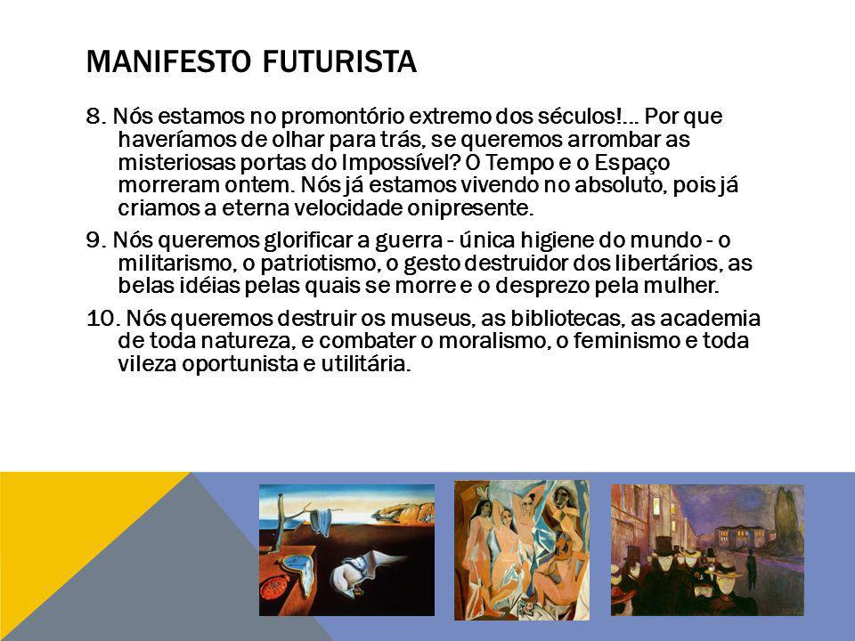 MANIFESTO FUTURISTA 11.