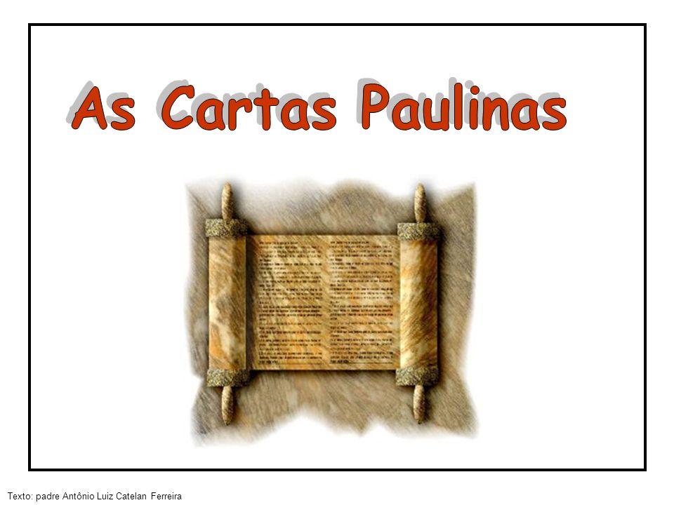 Texto: padre Antônio Luiz Catelan Ferreira