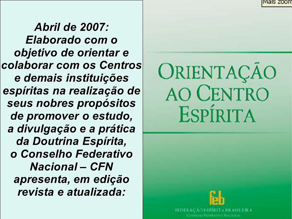 Transformação dos Conselhos Zonais em Comissões Regionais, por Resolução do CFN, aprovada em Reunião Plenária de novembro de 1985, proporcionando às E