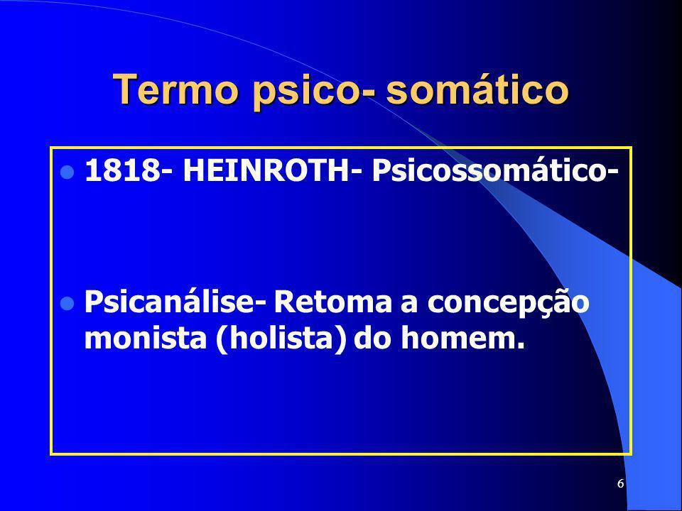 57 Ex:- Pessoa alérgica a pólen de flores: Se 1a crise foi desencadeada por flores em uma sala Depois: Flores artificiais Podem desencadear Ataque de Asma