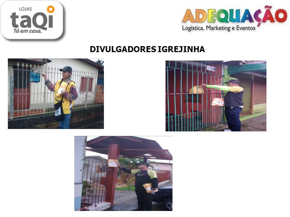 DIVULGADORES IGREJINHA