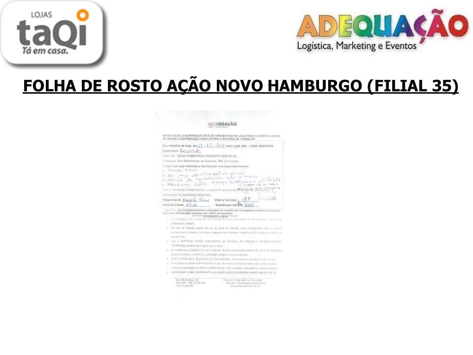 FOLHA DE ROSTO AÇÃO NOVO HAMBURGO (FILIAL 35)