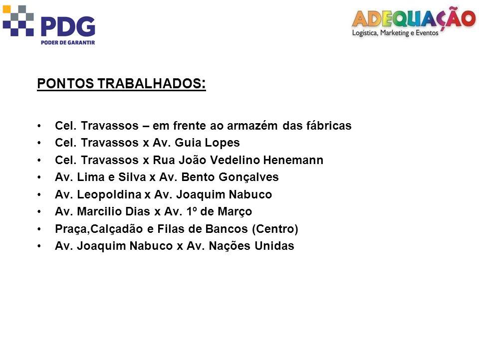 DIVULGADORES Ismael Moreira de Lima x Luccas Grigolo Lima Ponto: Cel.