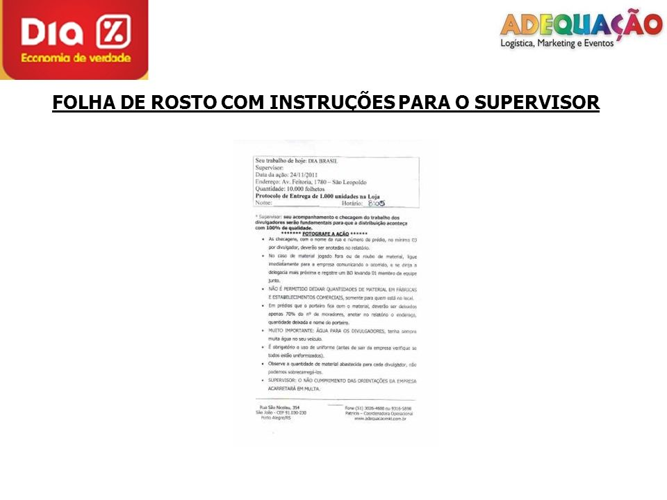 Relatório Supervisor Marco Antonio Furtado Junior
