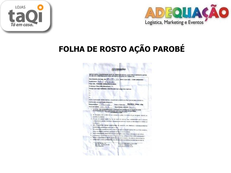 FOLHA DE ROSTO AÇÃO PAROBÉ