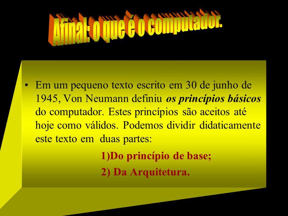 BRL contratou os melhores cientistas para que eles desenvolvessem uma super calculadora chamada de ENIAC. Entre estes cientistas se destacava o matemá
