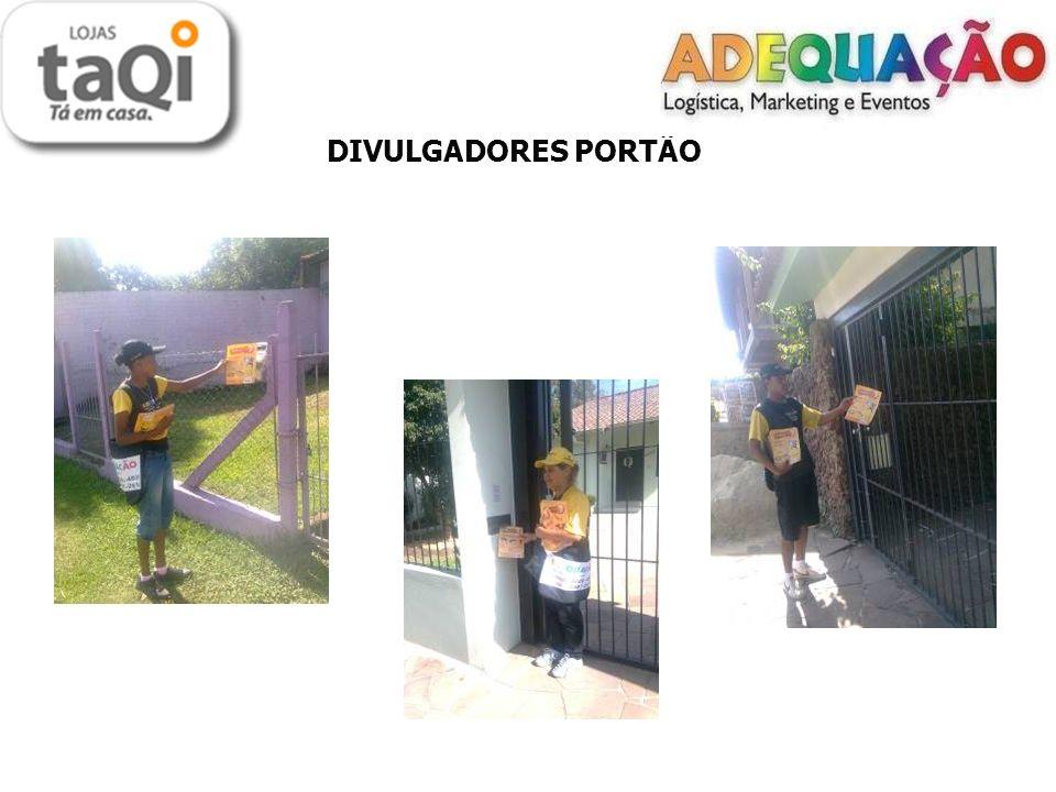 DIVULGADORES PORTÃO