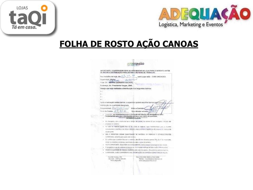 FOLHA DE ROSTO AÇÃO CANOAS
