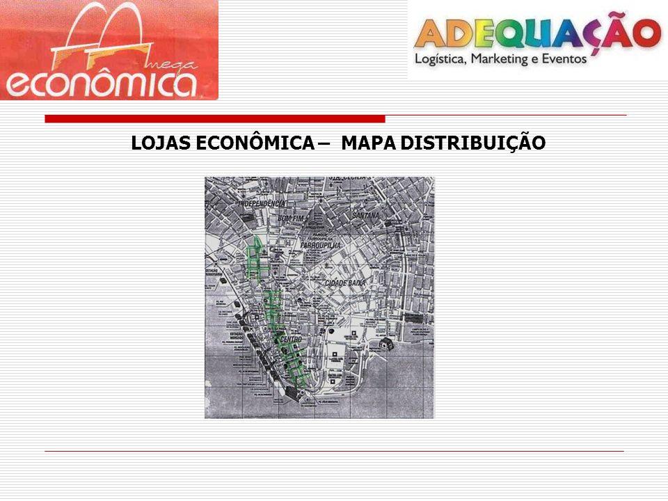 LOJA ECONÔMICA – RELATÓRIO AÇÃO PP JULHO 2011
