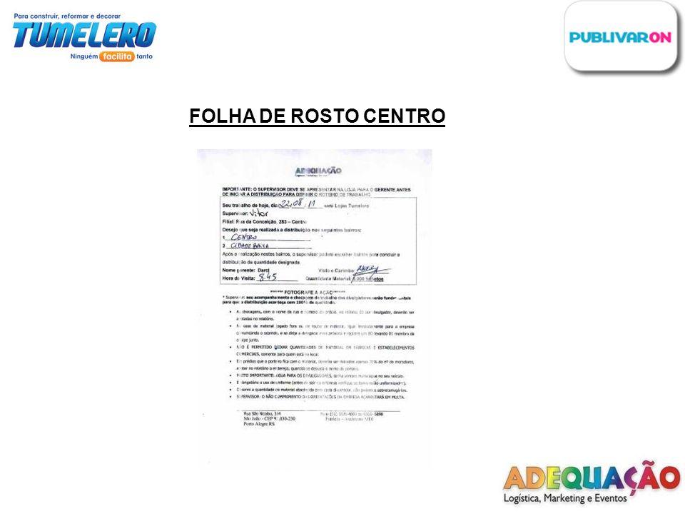 FOLHA DE ROSTO CENTRO