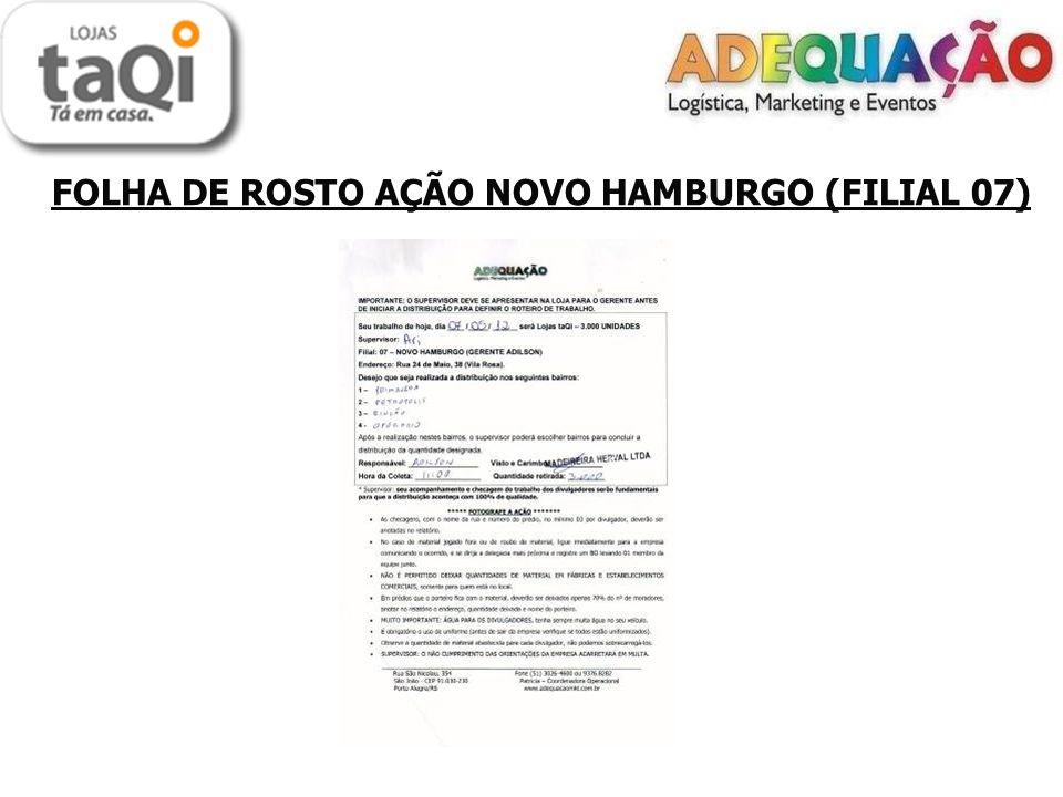 FOLHA DE ROSTO AÇÃO NOVO HAMBURGO (FILIAL 07)