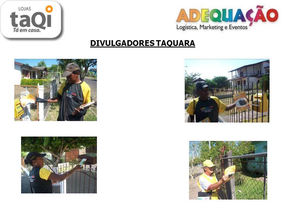 DIVULGADORES TAQUARA