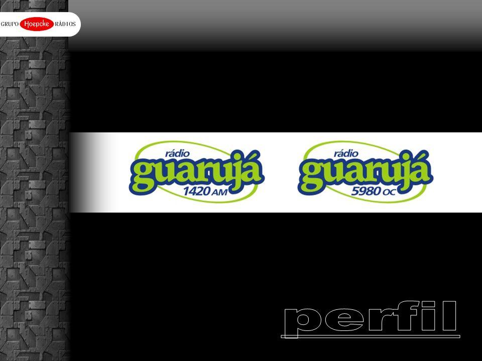 A Rádio Guarujá é uma emissora com 64 anos de história e tradição.