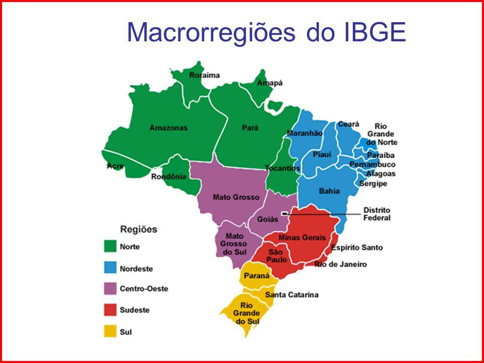 Amazônia e Região Norte Amazônia Legal