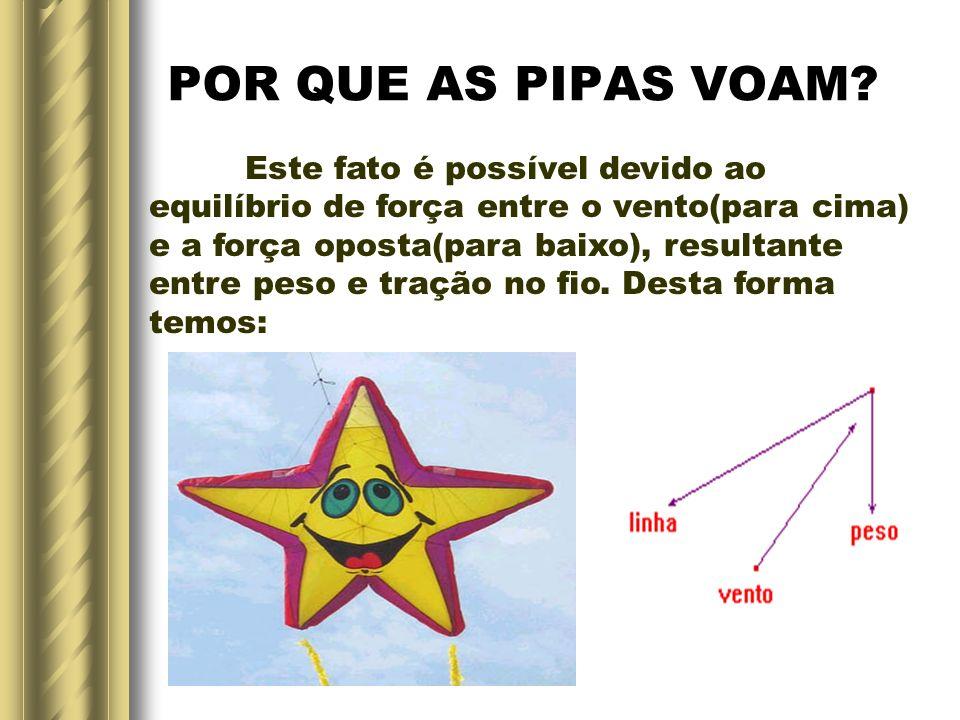 NOMES NO BRASIL PAPAGAIO – EM TODO BRASIL RAIA – NORTE DO PARANÁ ATÉ CURITIBA PIPAS – SÃO PAULO E RIO DE JANEIRO ARRAIA – NORDESTE PANDORGA – R. GDE D