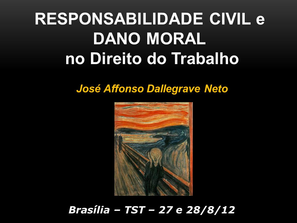 Dano Moral (art.