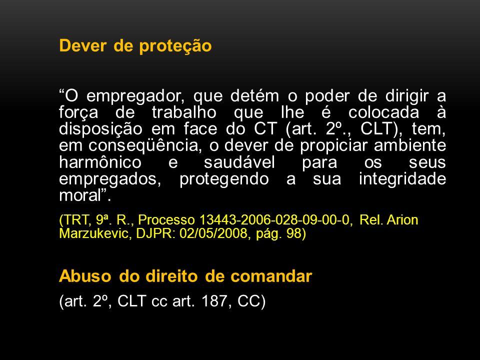 ACIDENTE DE TRABALHO.CULPA DA EMPRESA.