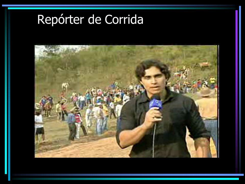 Repórter de Corrida