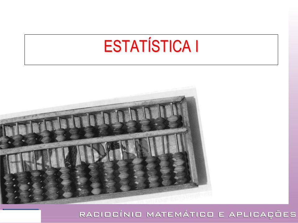 Distribuição de probabilidade –Uma distribuição de probabilidade é uma distribuição de freqüências para os resultados de um espaço amostral (isto é, para os resultados de uma variável aleatória).
