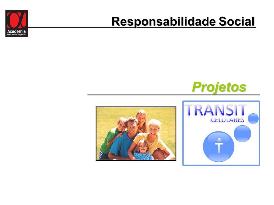 Responsabilidade Social Projetos