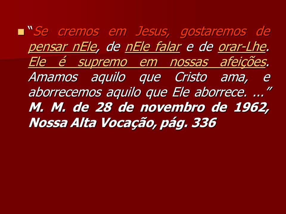 Em lugar da autoridade dos chamados Pais da Igreja, Deus nos pede aceitar a palavra do Pai eterno, o Senhor do Céu e da Terra.