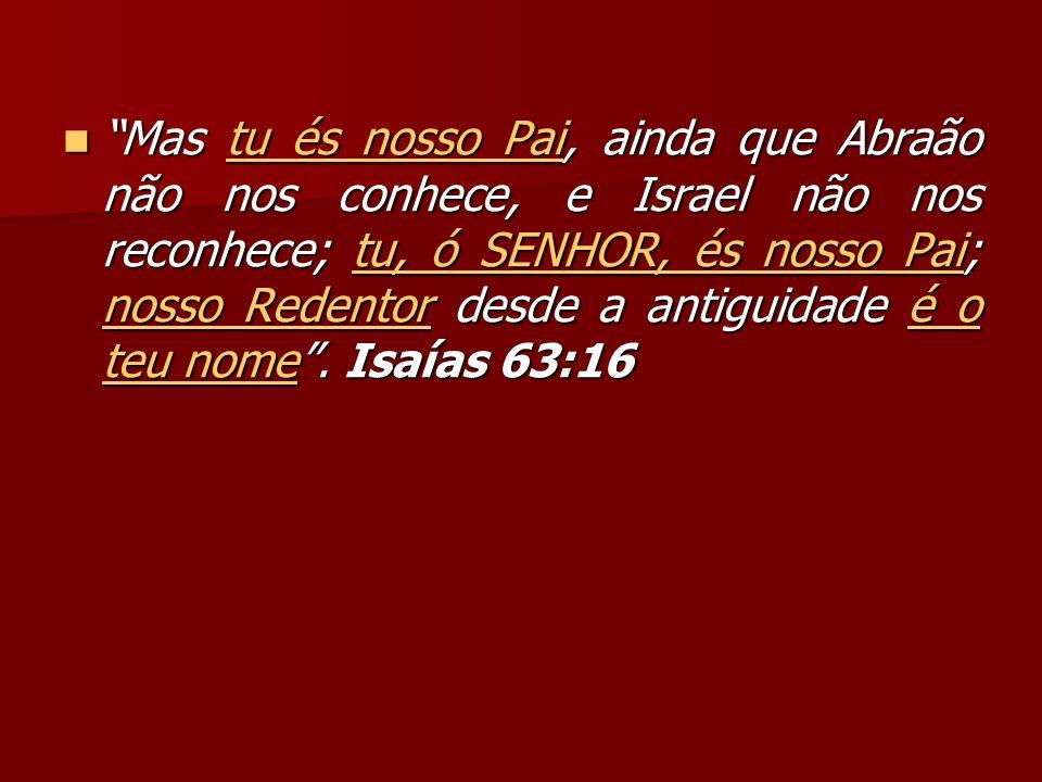 O filho honra o pai, e o servo o seu senhor; se eu sou pai, onde está a minha honra.