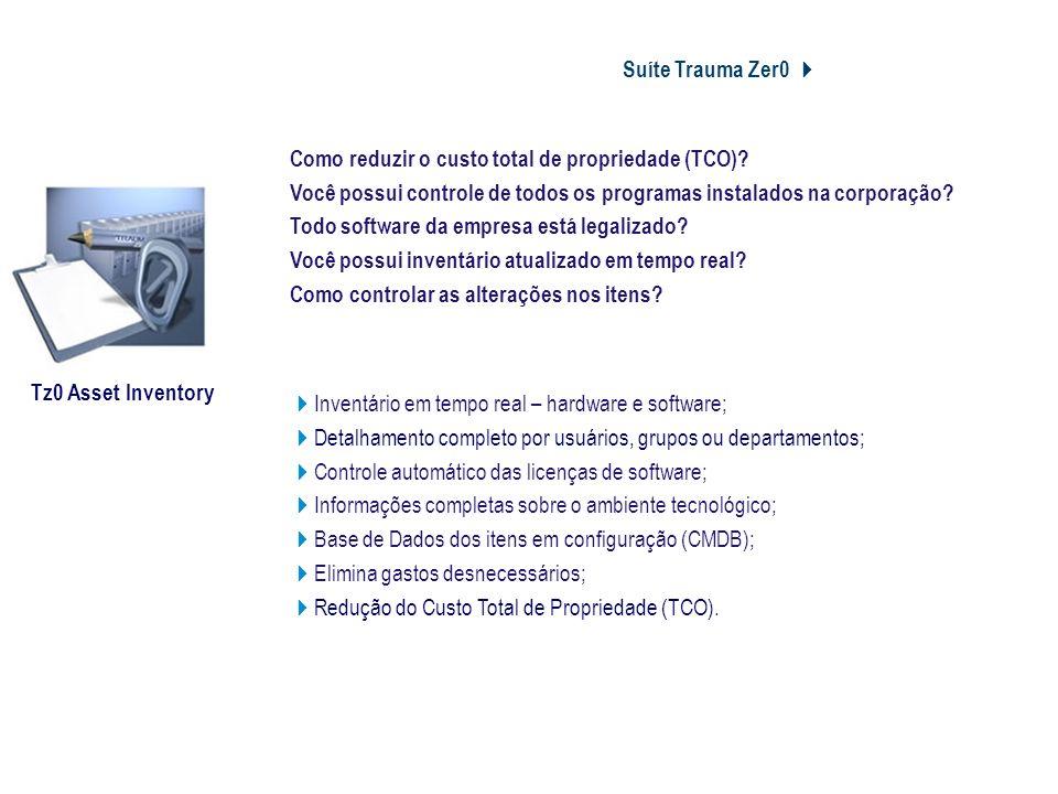 Como reduzir o custo total de propriedade (TCO)? Você possui controle de todos os programas instalados na corporação? Todo software da empresa está le