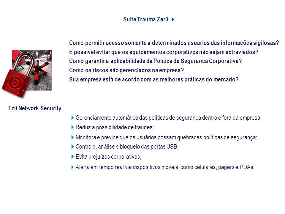 Como permitir acesso somente a determinados usuários das informações sigilosas? É possível evitar que os equipamentos corporativos não sejam extraviad