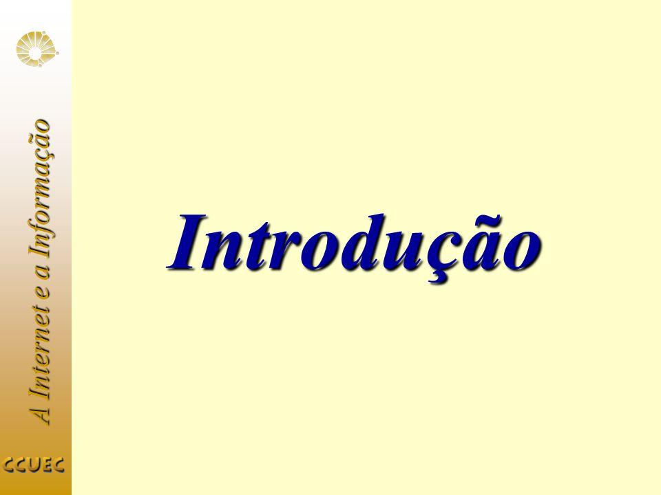 A Internet e a Informação Metasearch Metacrawlers não fazem a indexação da Web à semelhança dos índices.