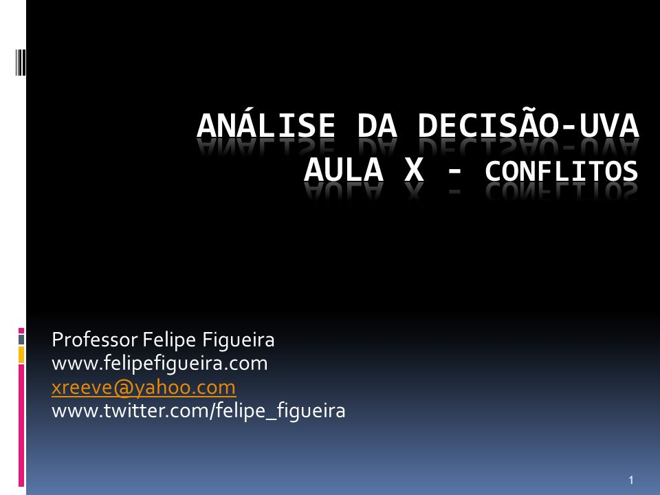 Considere competir...