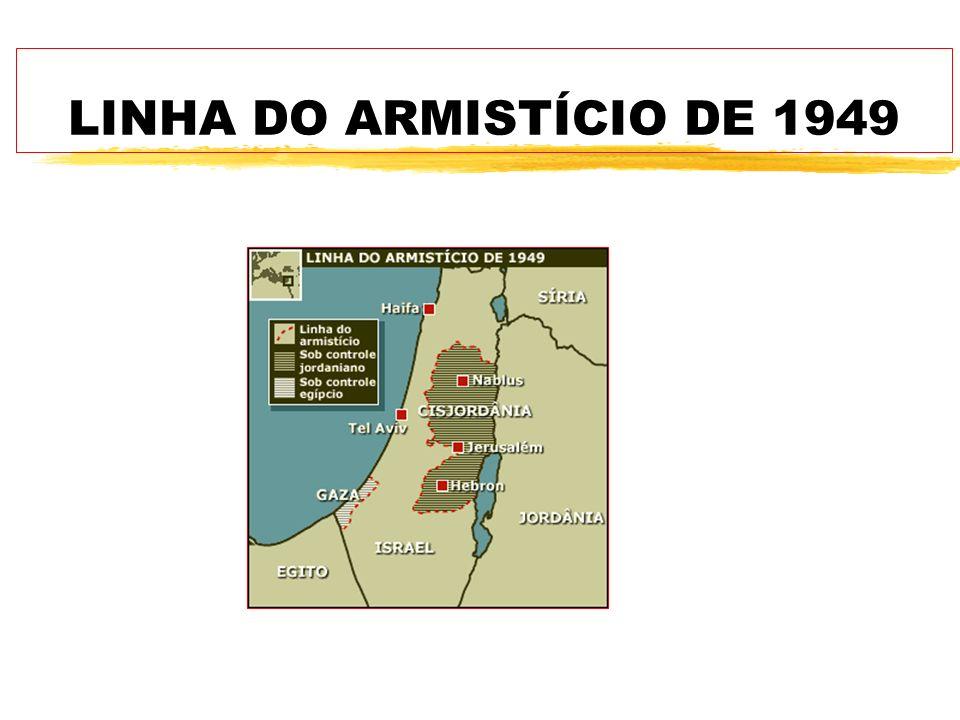 LINHA DO ARMISTÍCIO DE 1949