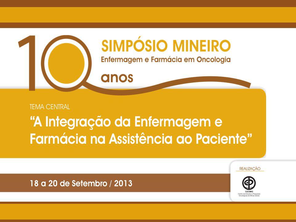 Outras iniciativas Grupo de Trabalho em Farmácia Hospitalar – 2012