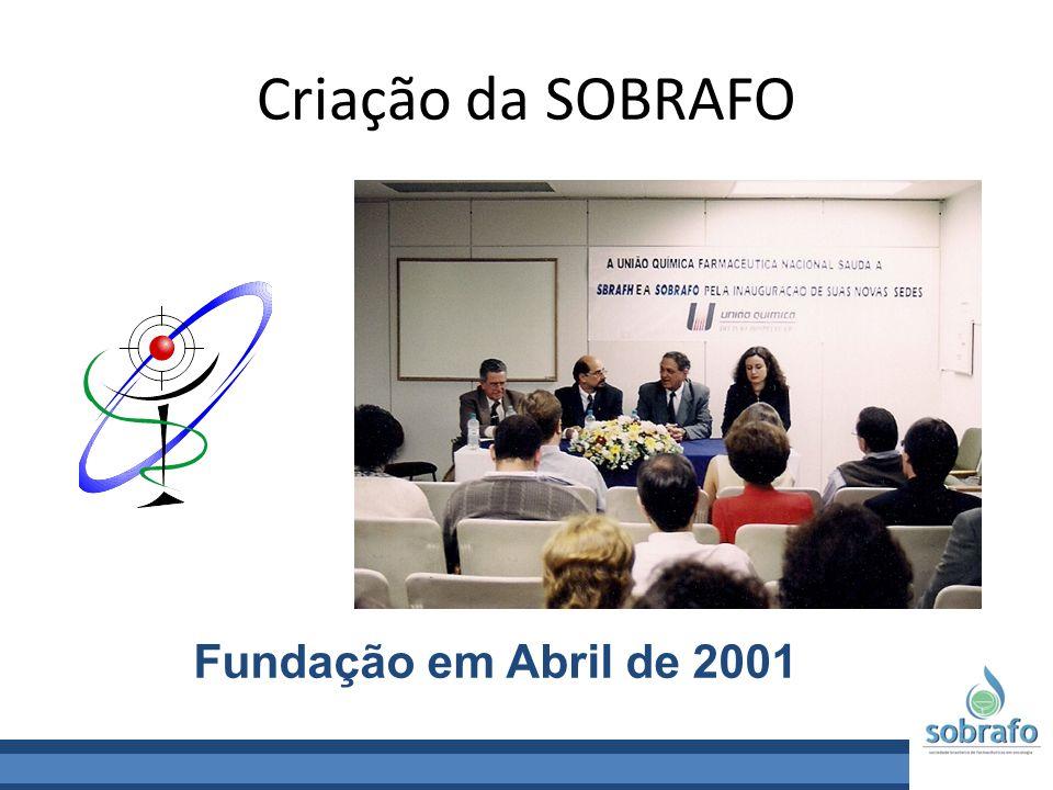Realização de Congressos Científicos I Congresso – Abril de 2002 Rio de Janeiro II Congresso – Abril de 2004 São Paulo