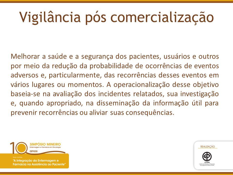 Melhorar a saúde e a segurança dos pacientes, usuários e outros por meio da redução da probabilidade de ocorrências de eventos adversos e, particularm