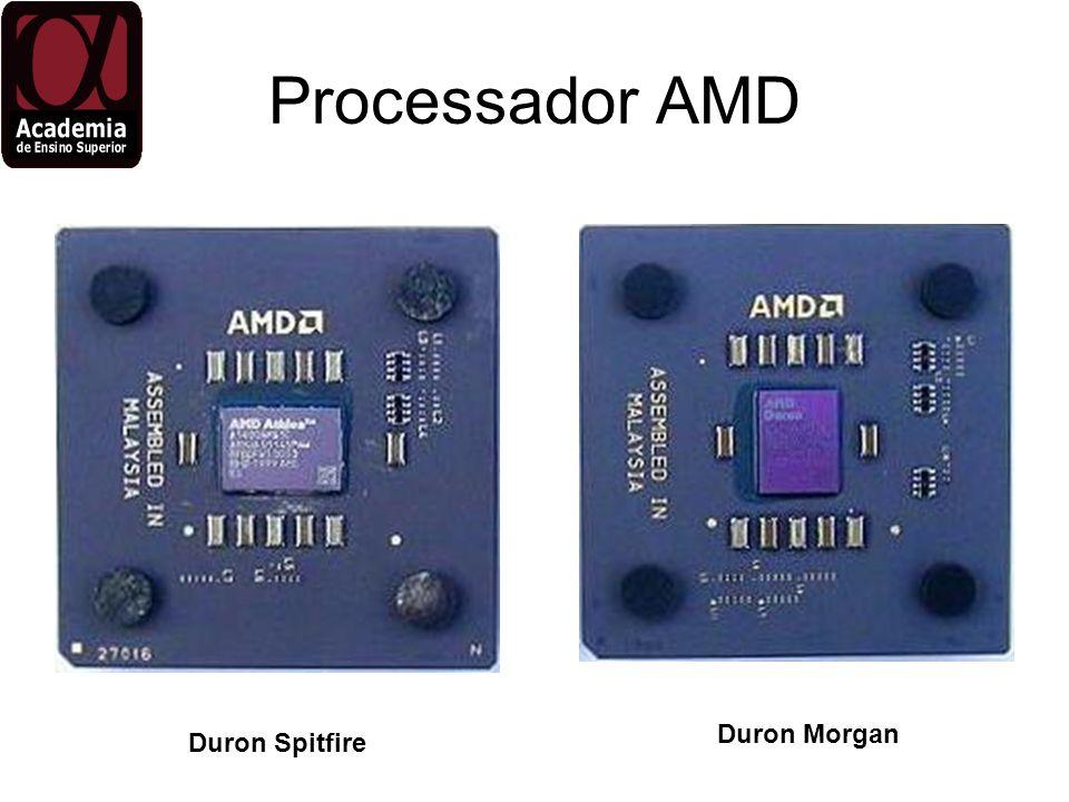 Processador AMD Duron Spitfire Duron Morgan