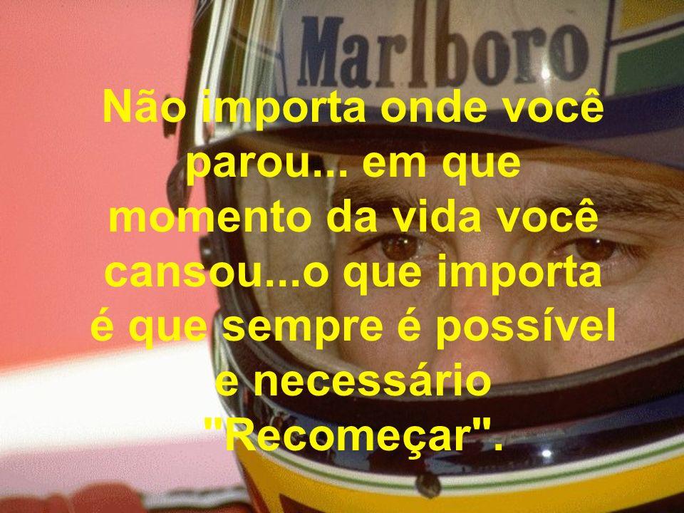RECOMEÇAR Carlos Drummond Andrade
