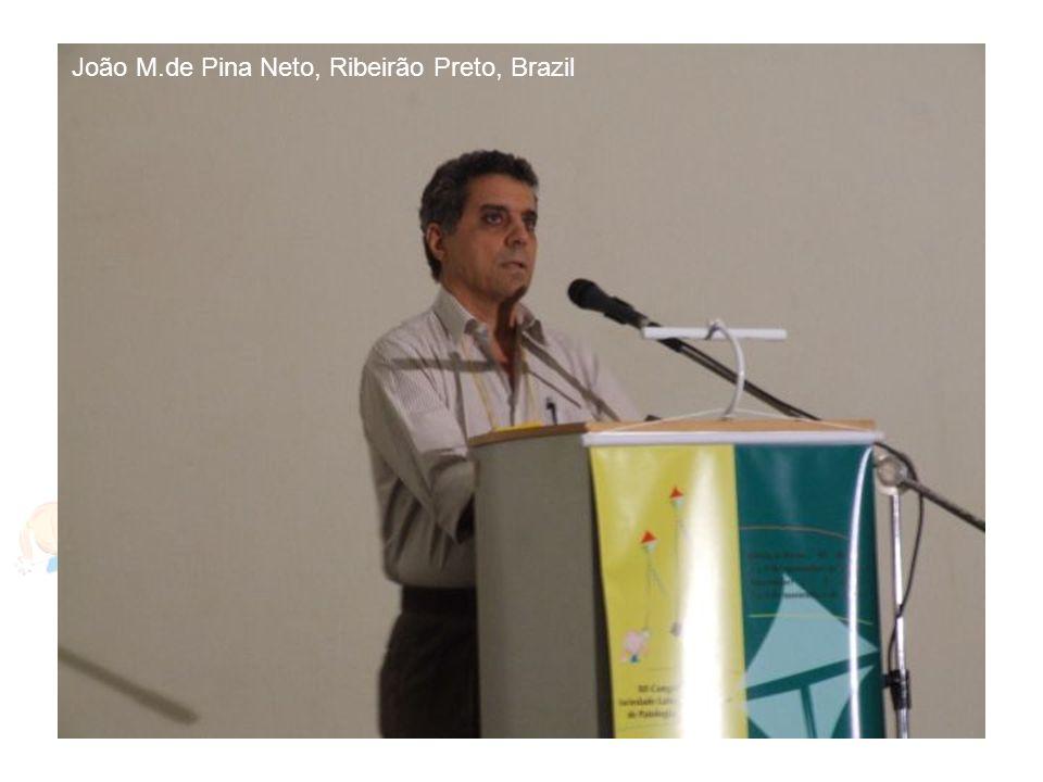 João M.de Pina Neto, Ribeirão Preto, Brazil