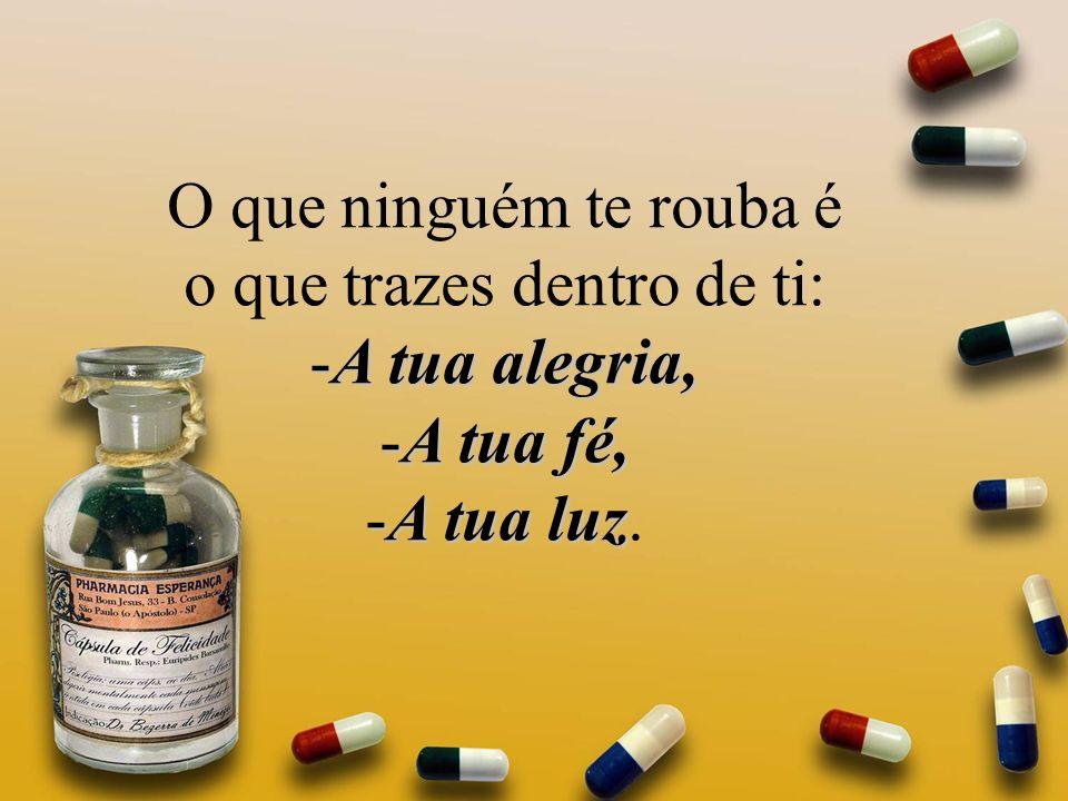 Um coração alegre faz tão bem quanto um remédio! (Provérbio Oriental)
