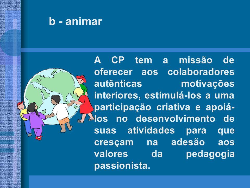 C - programar e coordenar Tal função consiste em traduzir, na prática, o projeto educativo local, através de programas realizavéis e adeqüados à realidade.