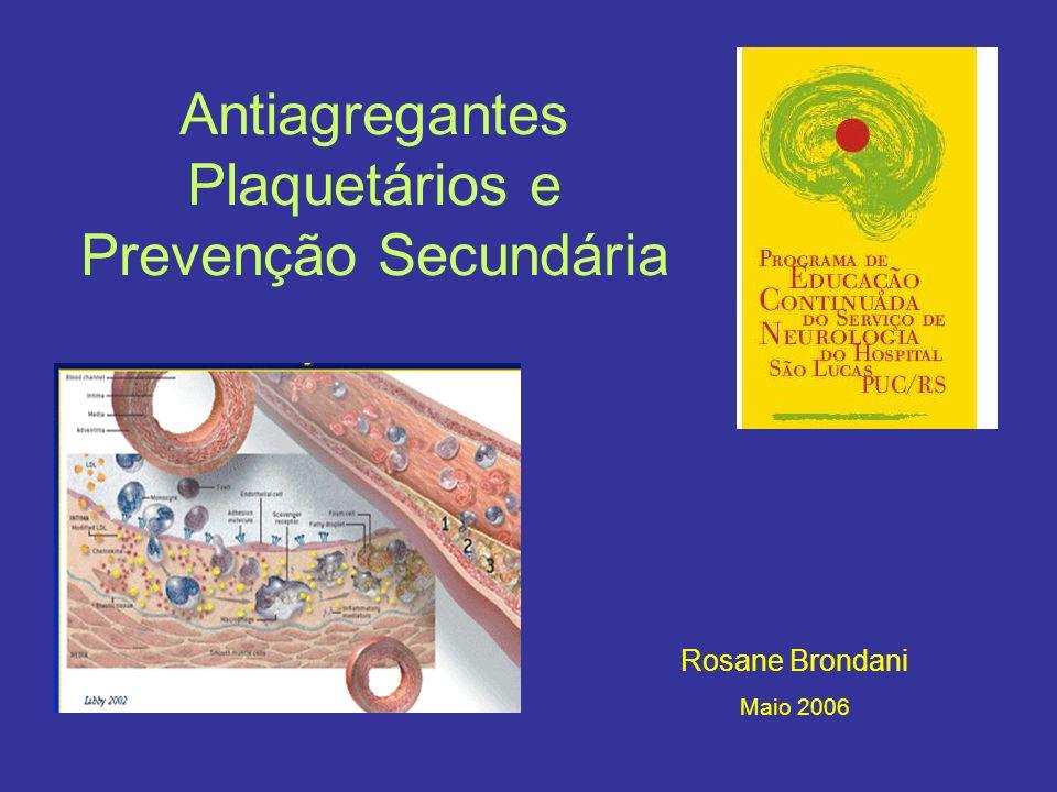 Atividade antiplaquetária BUMC PROCEEDINGS 2005;18:331-336