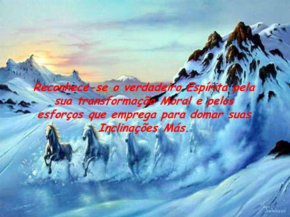 Pedem aos Espíritos que incessantemente os iniciem em Novos Mistérios, sem procurar saber se já se tornaram dignos de penetrar os arcanos do Criador.
