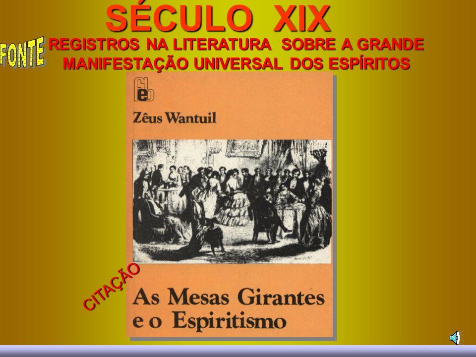 FENÔMENOS ESPÍRITAS NA HISTÓRIA FENÔMENOS ESPÍRITAS NA HISTÓRIA VARIEDADES MEDIÚNICAS: VISÃO AUDIÇÃO TATO OLFATO PREMONIÇÃO S. MIGUEL (ESPÍRITO) LHE R