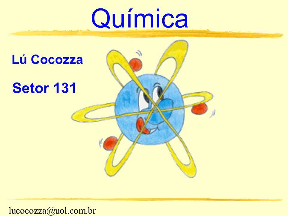 lucocozza@uol.com.br Unicamp lucocozza@uol.com.br Química Lú Cocozza Setor 131