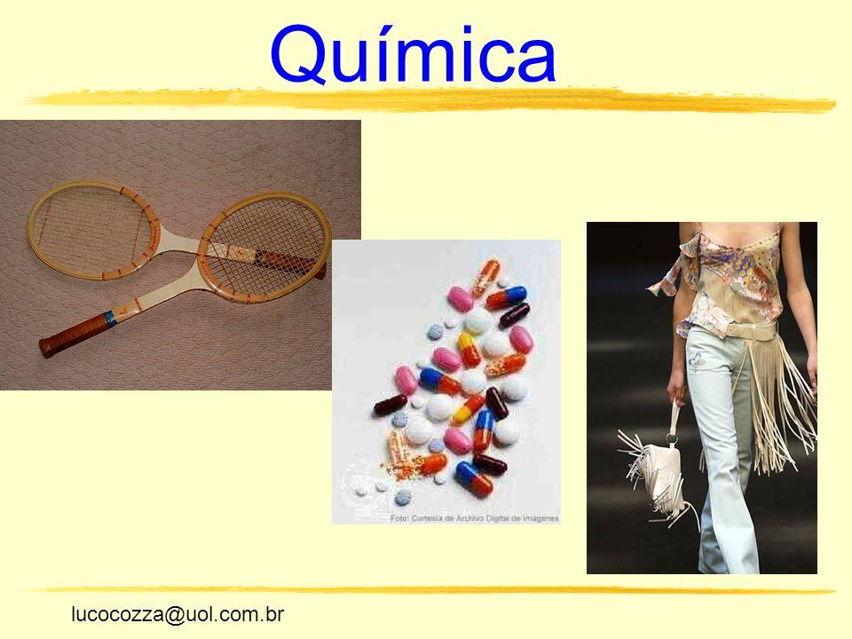 lucocozza@uol.com.br Unicamp lucocozza@uol.com.br Química Célula Moléculas