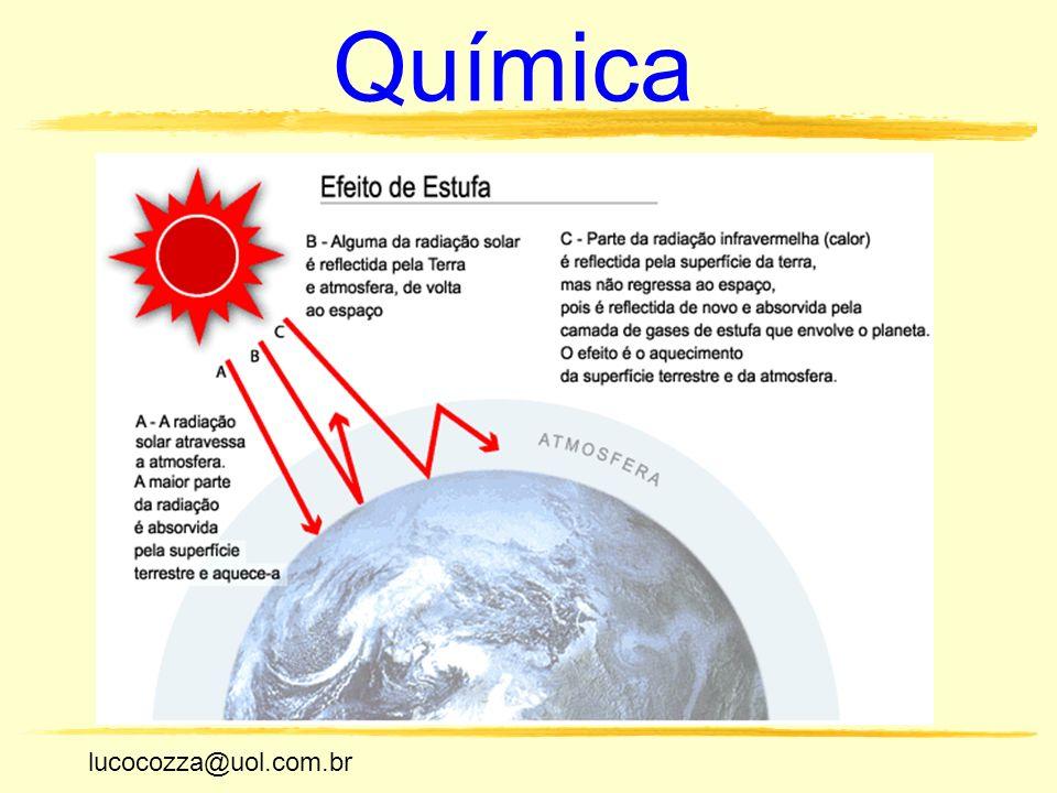 lucocozza@uol.com.br Unicamp lucocozza@uol.com.br Química Lembre-se: A única pergunta tola é aquela que você não faz