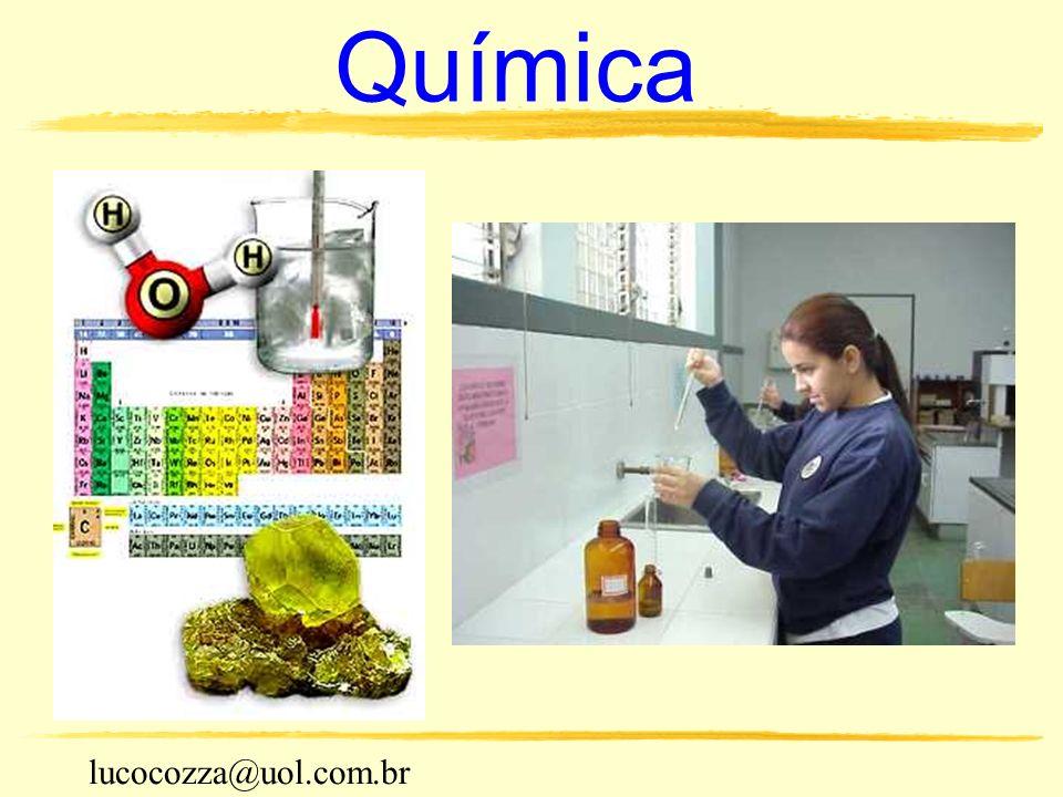 lucocozza@uol.com.br Unicamp lucocozza@uol.com.br Química Átomos Moléculas Células Tecidos Órgão Sistema Organismo